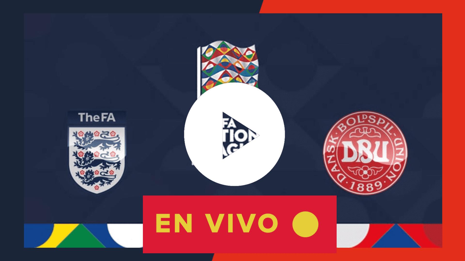 HOY EN VIVO GRATIS ONLINE Inglaterra vs Dinamarca MIRAR AQUI: Horario y dónde ver hoy en vivo por TV el partido de la Liga de Naciones de la UEFA 2020