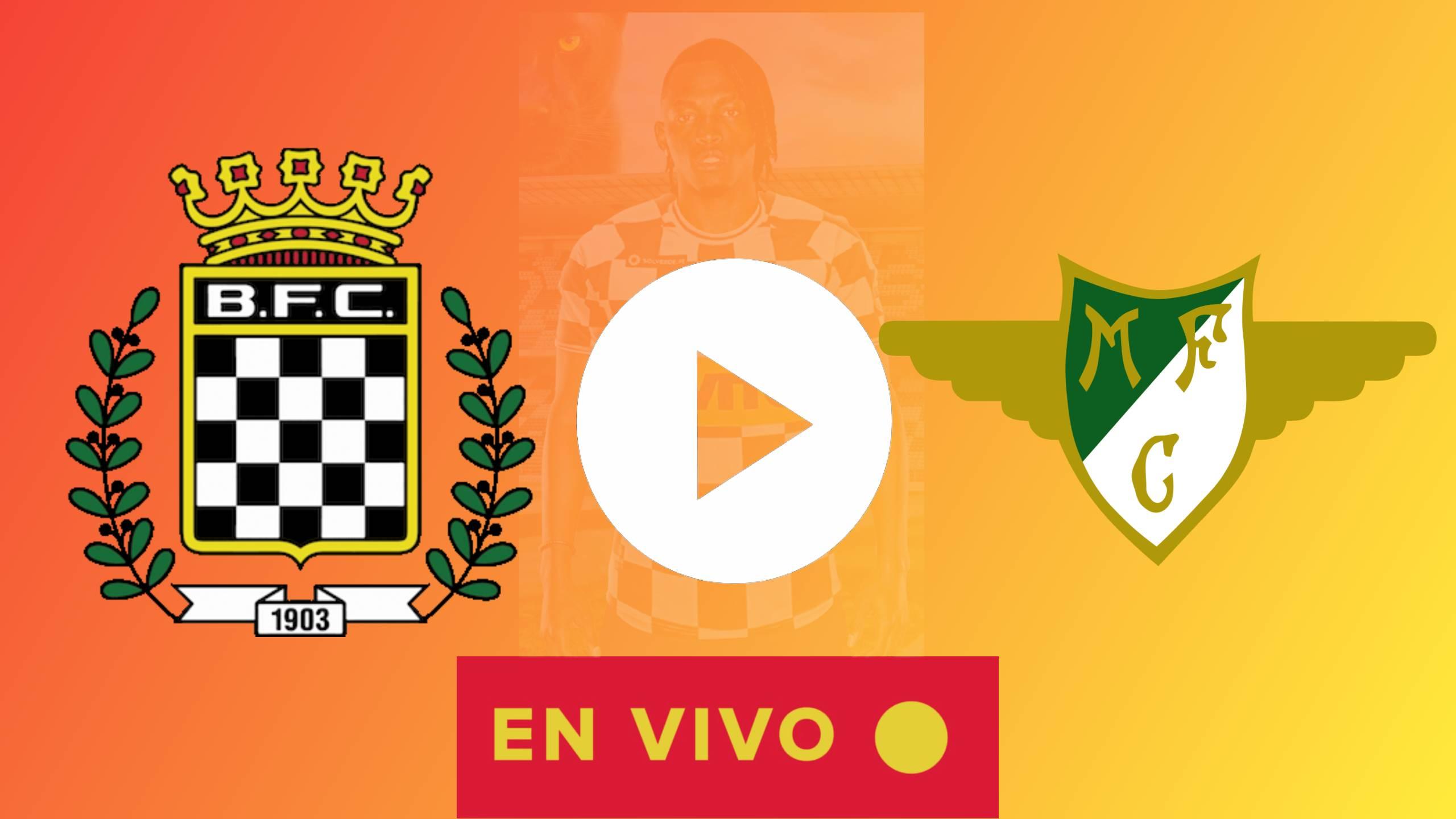 Boavista vs. Moreirense