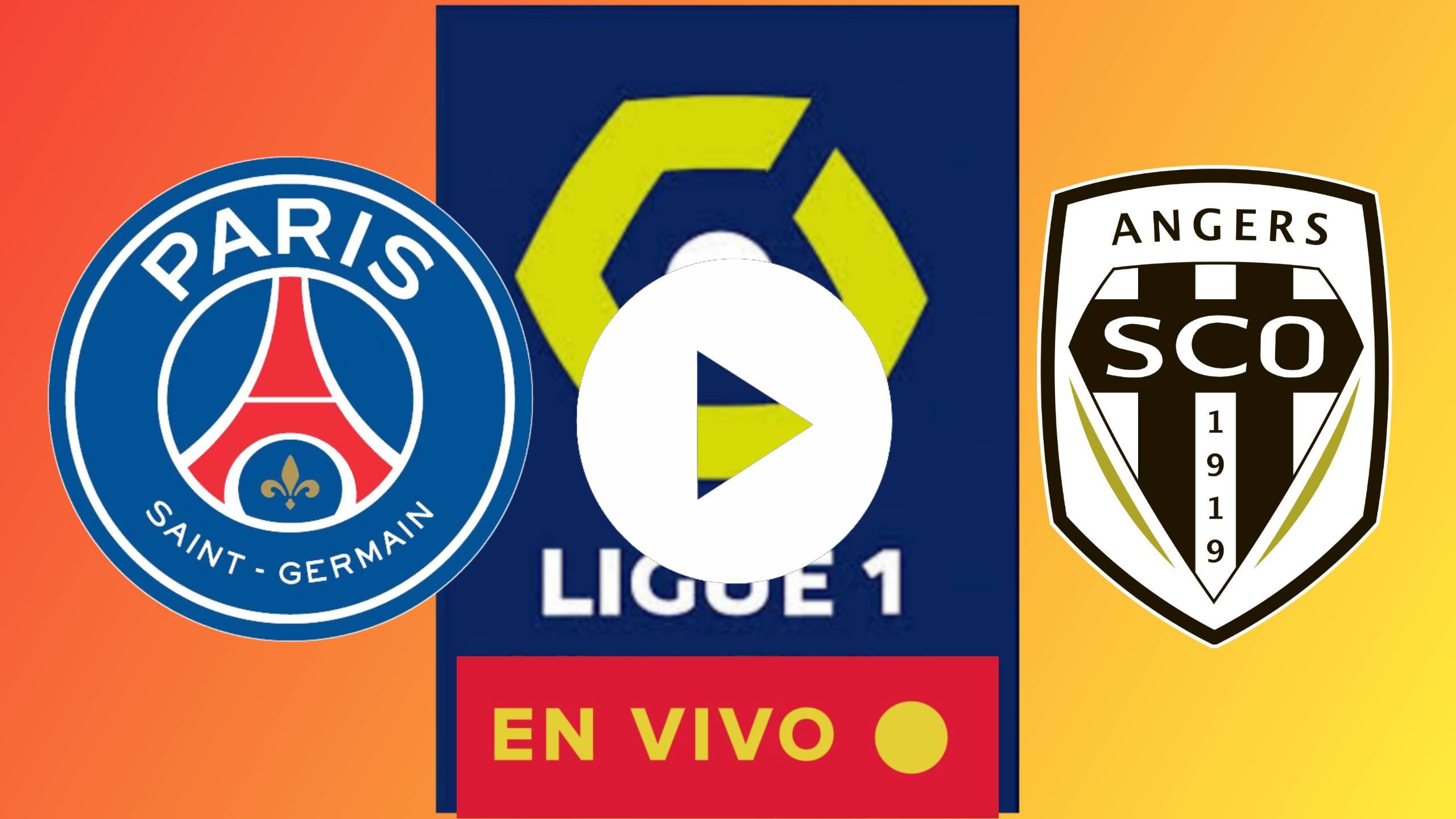 EN VIVO AQUI PSG vs Angers ONLINE EN VIVO