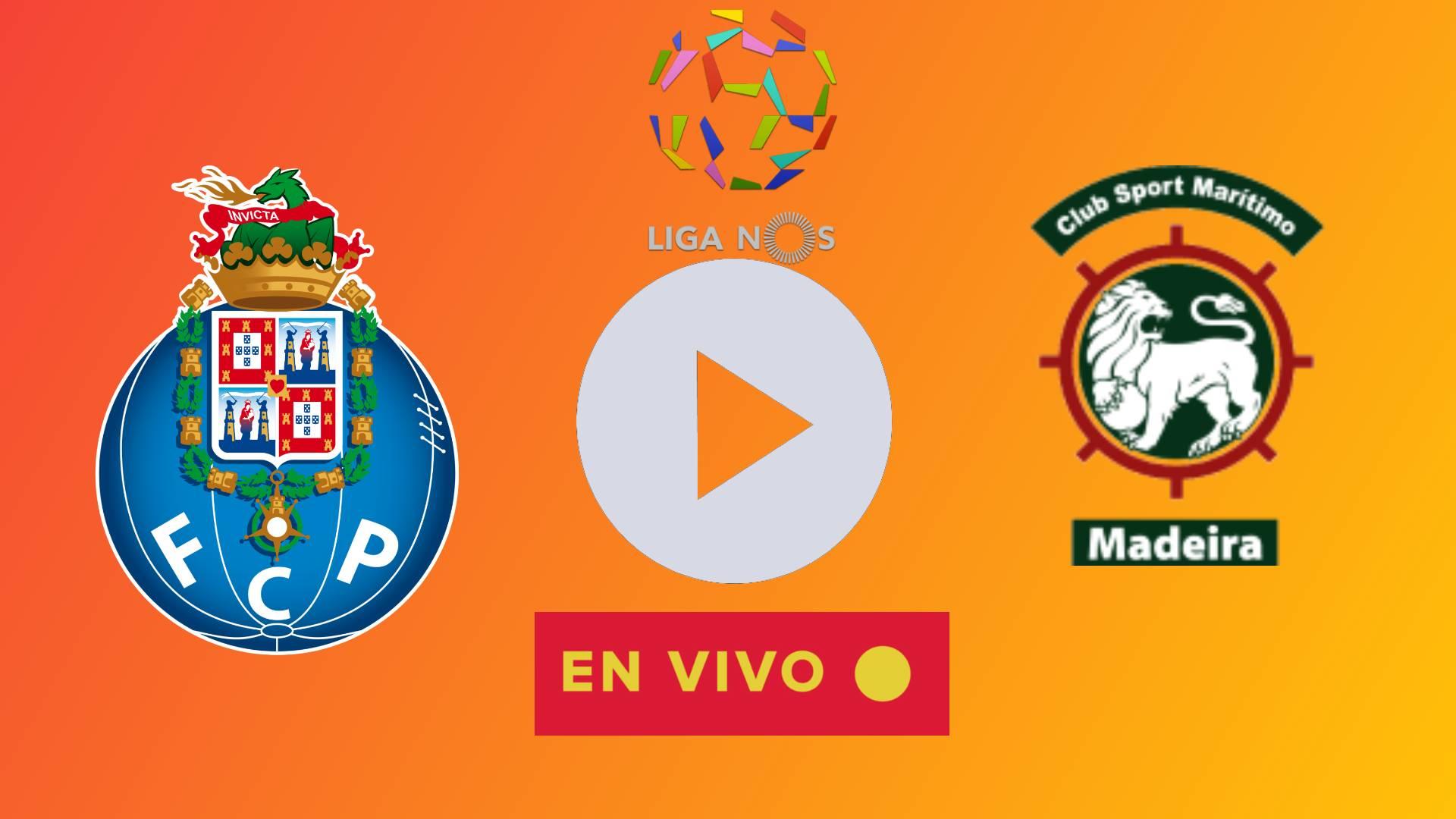 Porto vs Marítimo EN DIRECTO ONLINE