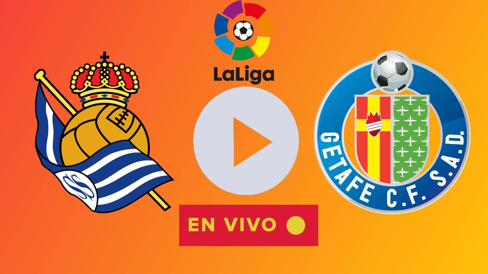 EN DIRECTO Real Sociedad VS Getafe ONLINE EN VIVO