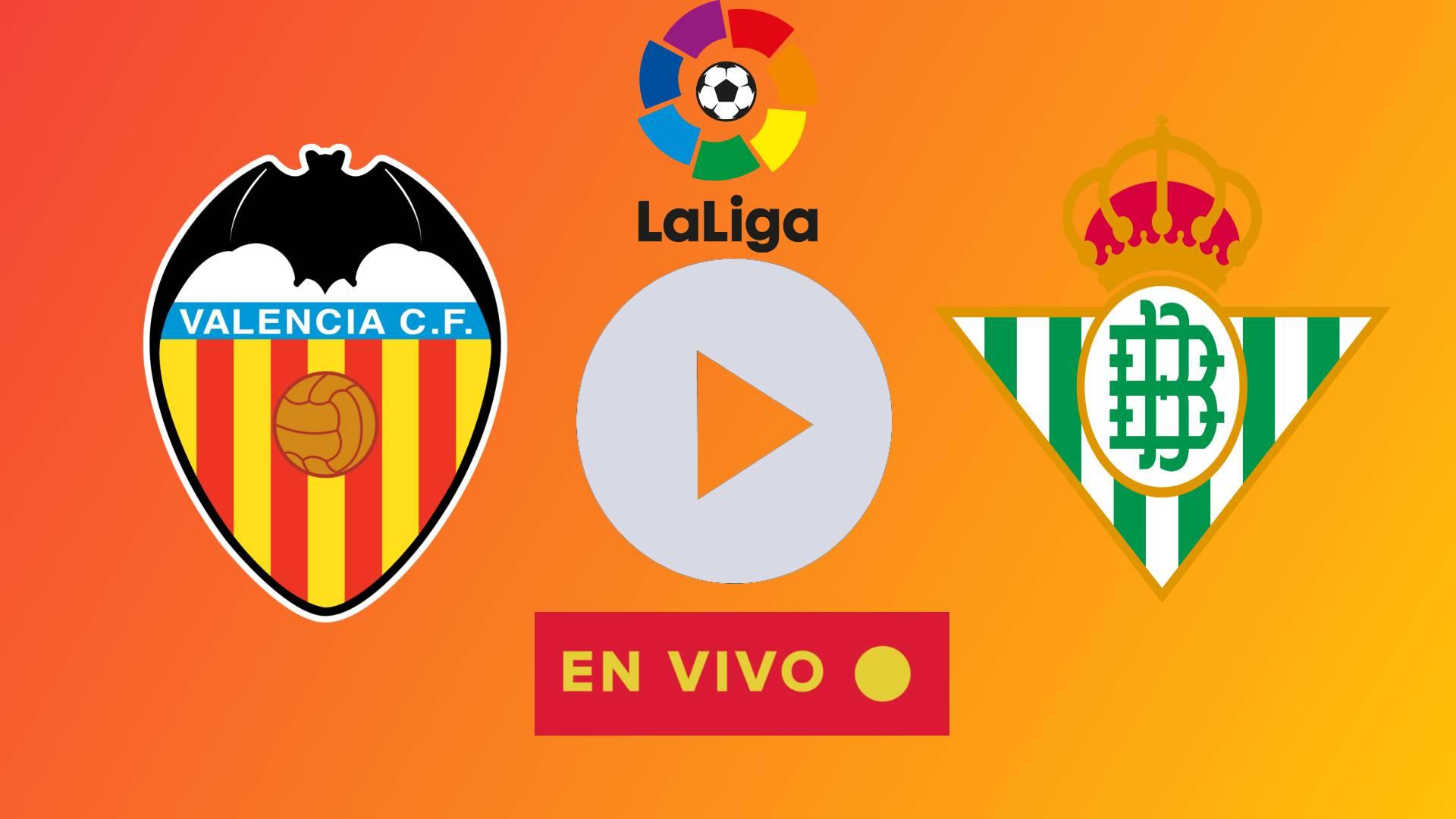 COMO VER Valencia vs Real Betis: ver EN VIVO y EN DIRECTO el duelo por la fecha 5 de La Liga 2020