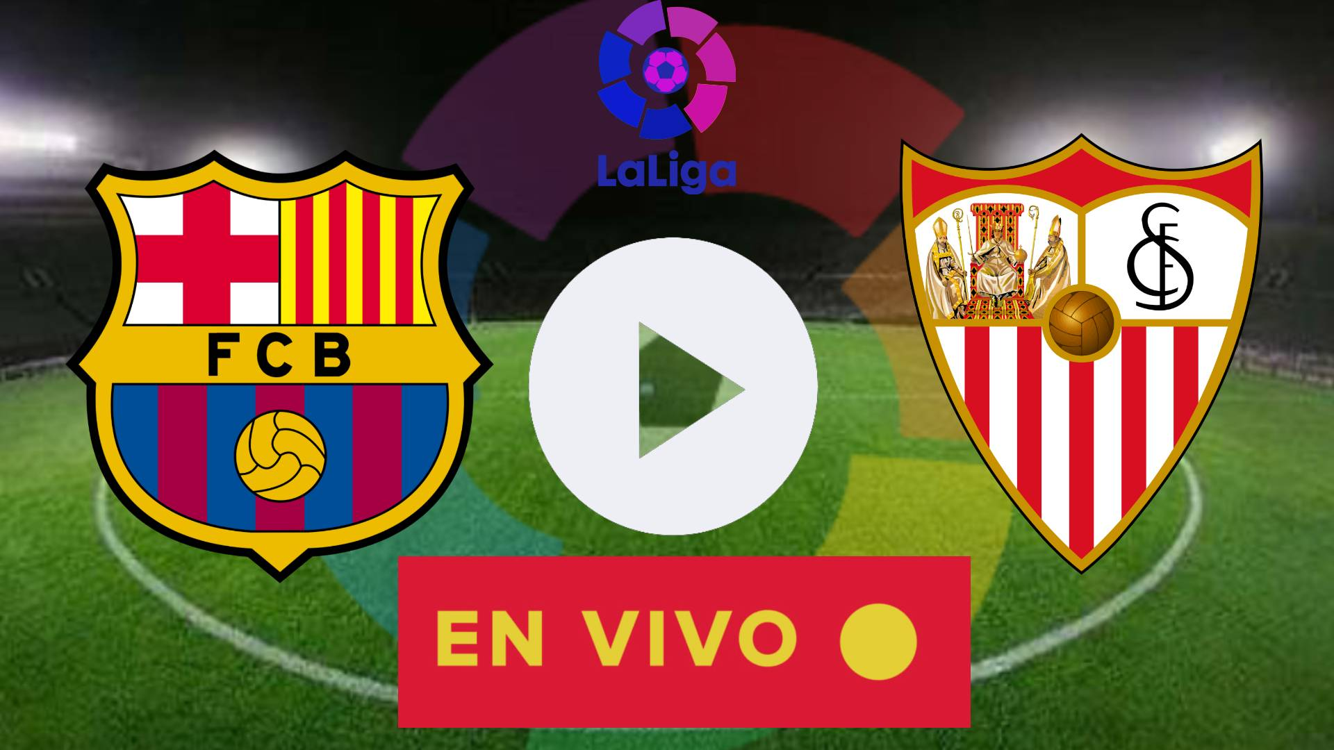Barcelona vs Sevilla ONLINE