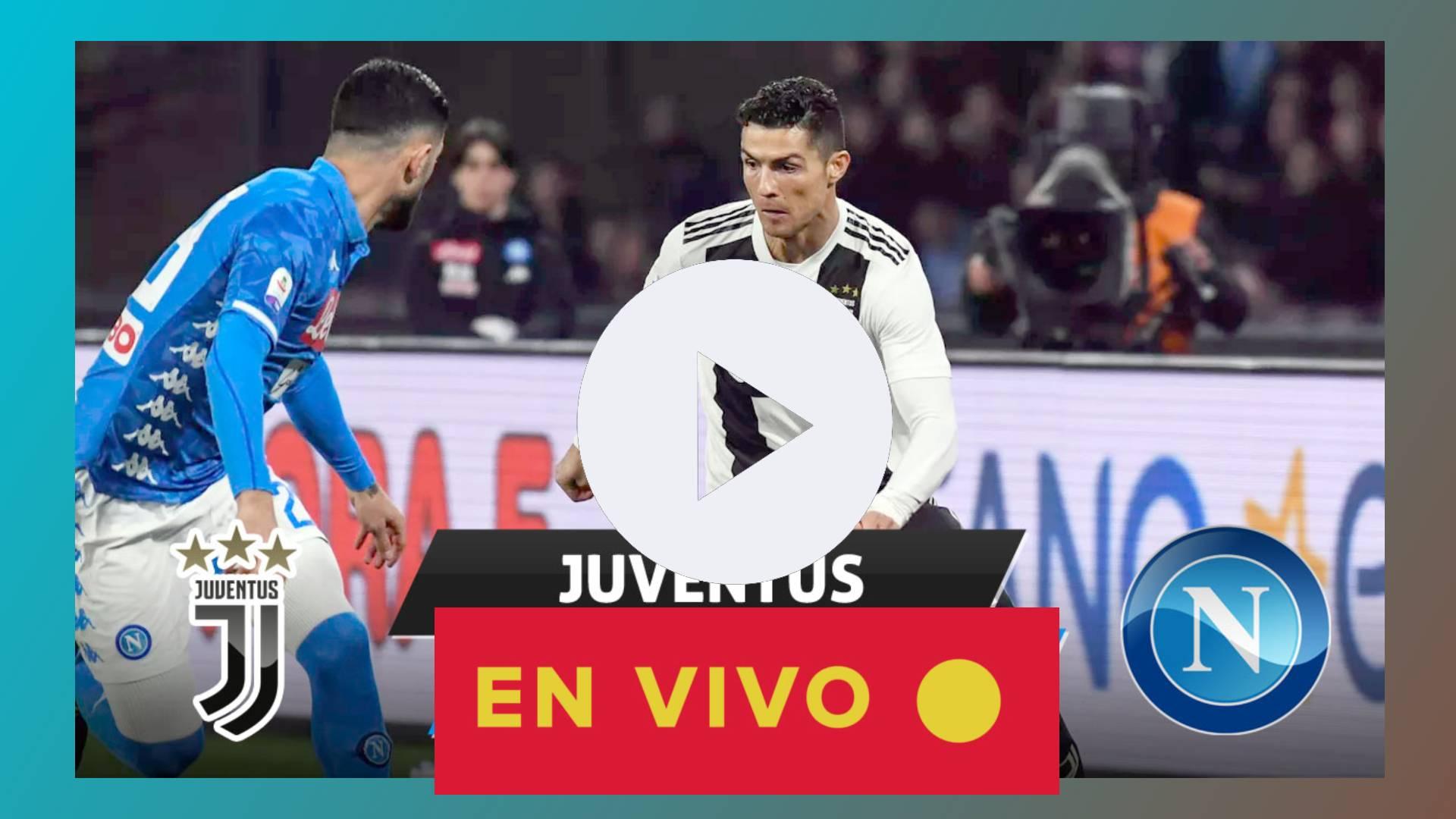 Juventus vs Nápoles