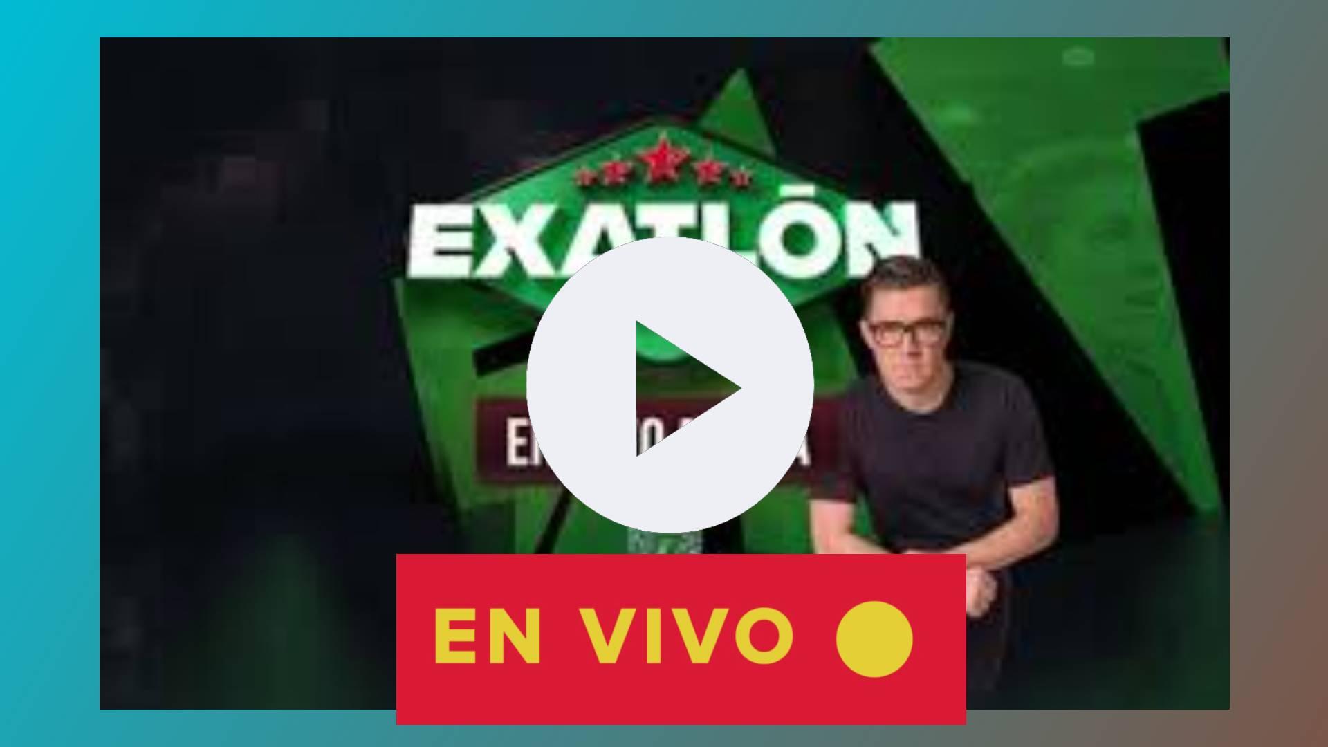 HOY EN VIVO EXATLON MEXICO 2020 GRATIS MIRAR AQUI