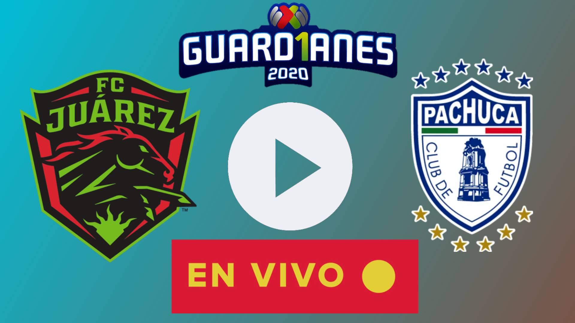 Juárez vs Pachuca EN VIVO