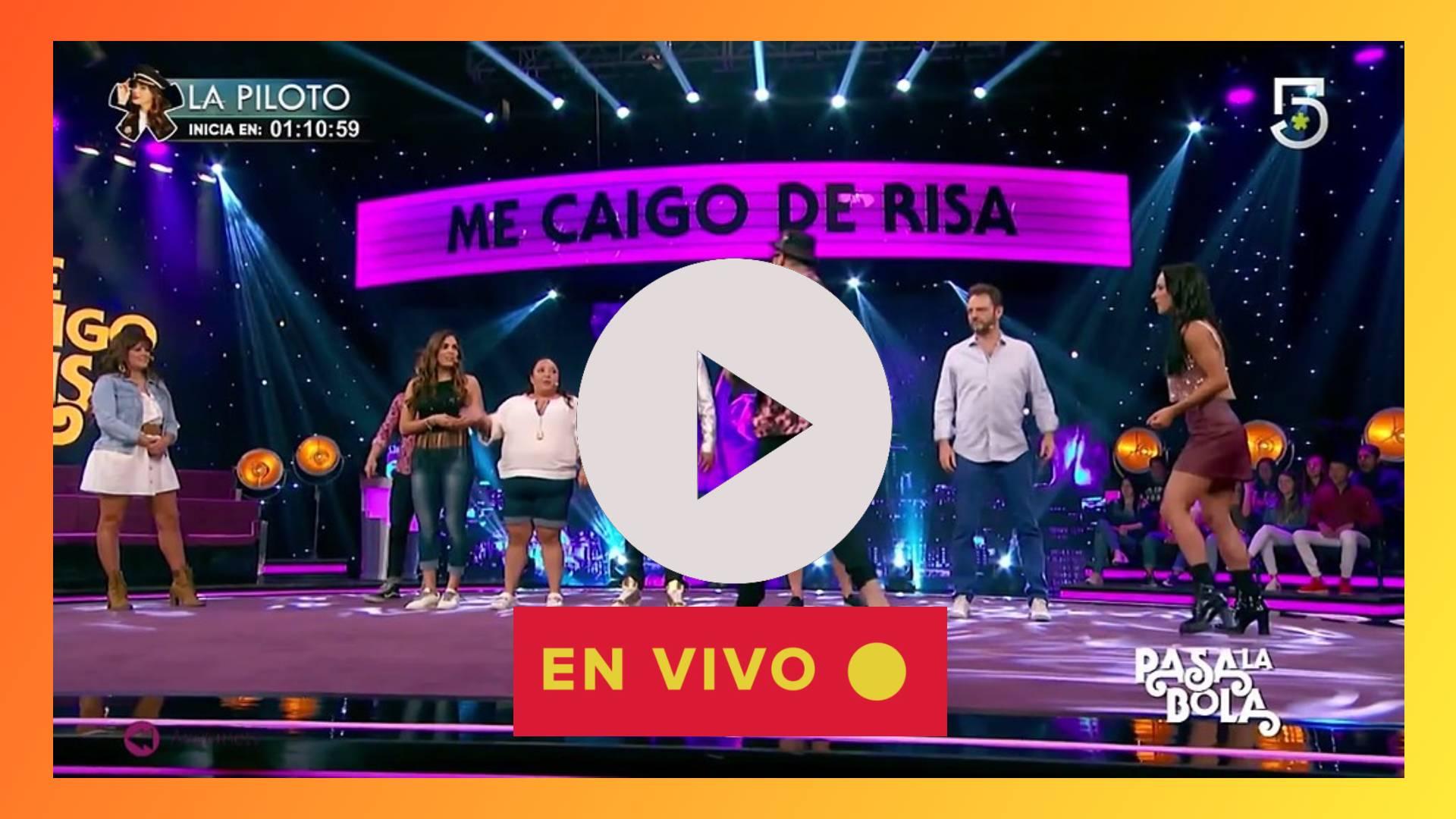 LIVE STREAM en directo: ¿Cómo ver Me Caigo de Risa 2020 en vivo?