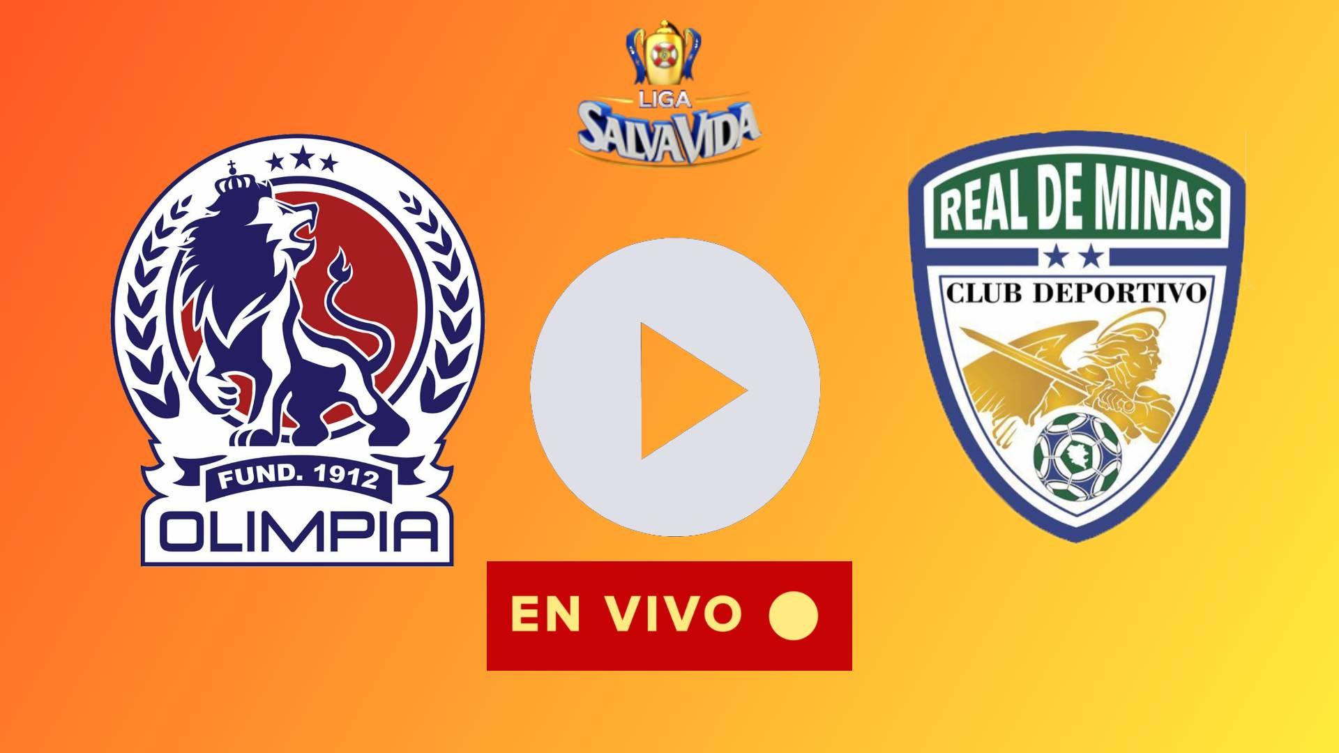 HOY EN VIVO Olimpia vs Real de Minas por el torneo apertura 2020-2021 de la Liga Salvavida