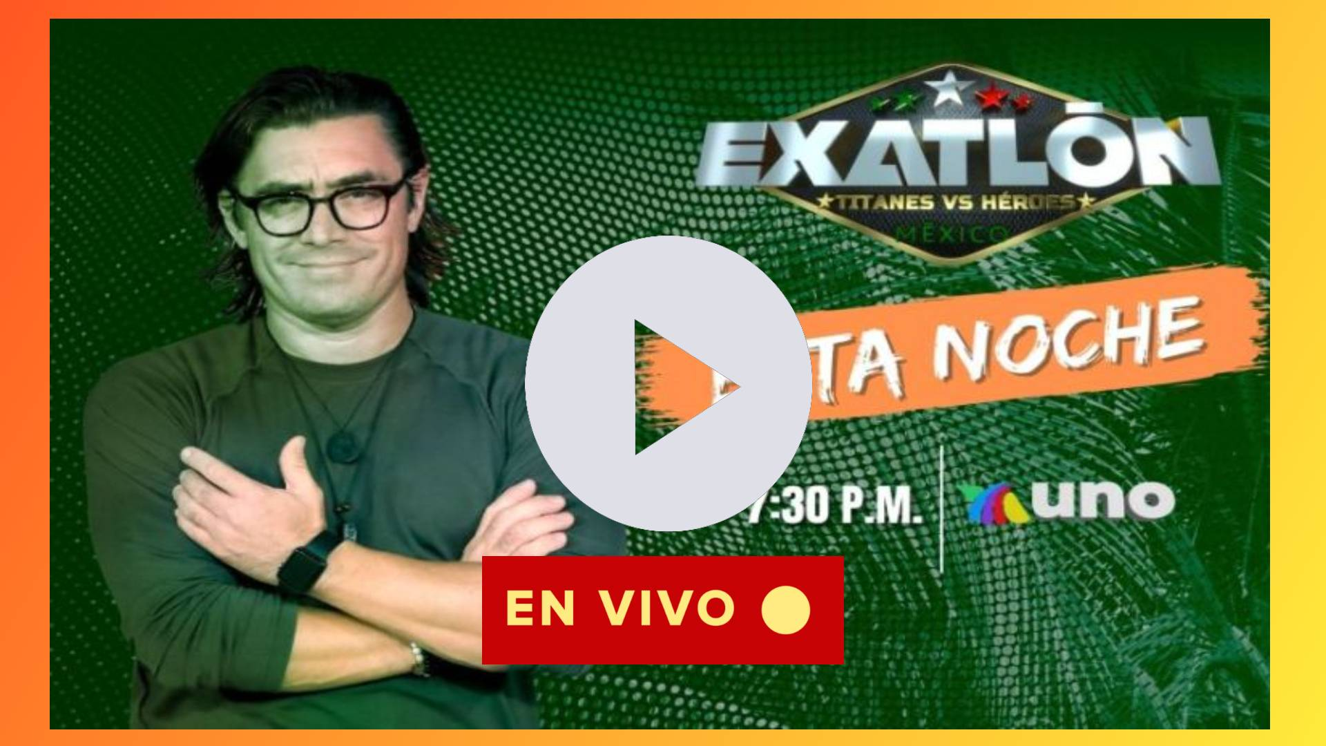 EXATLON 2020 MEXICO