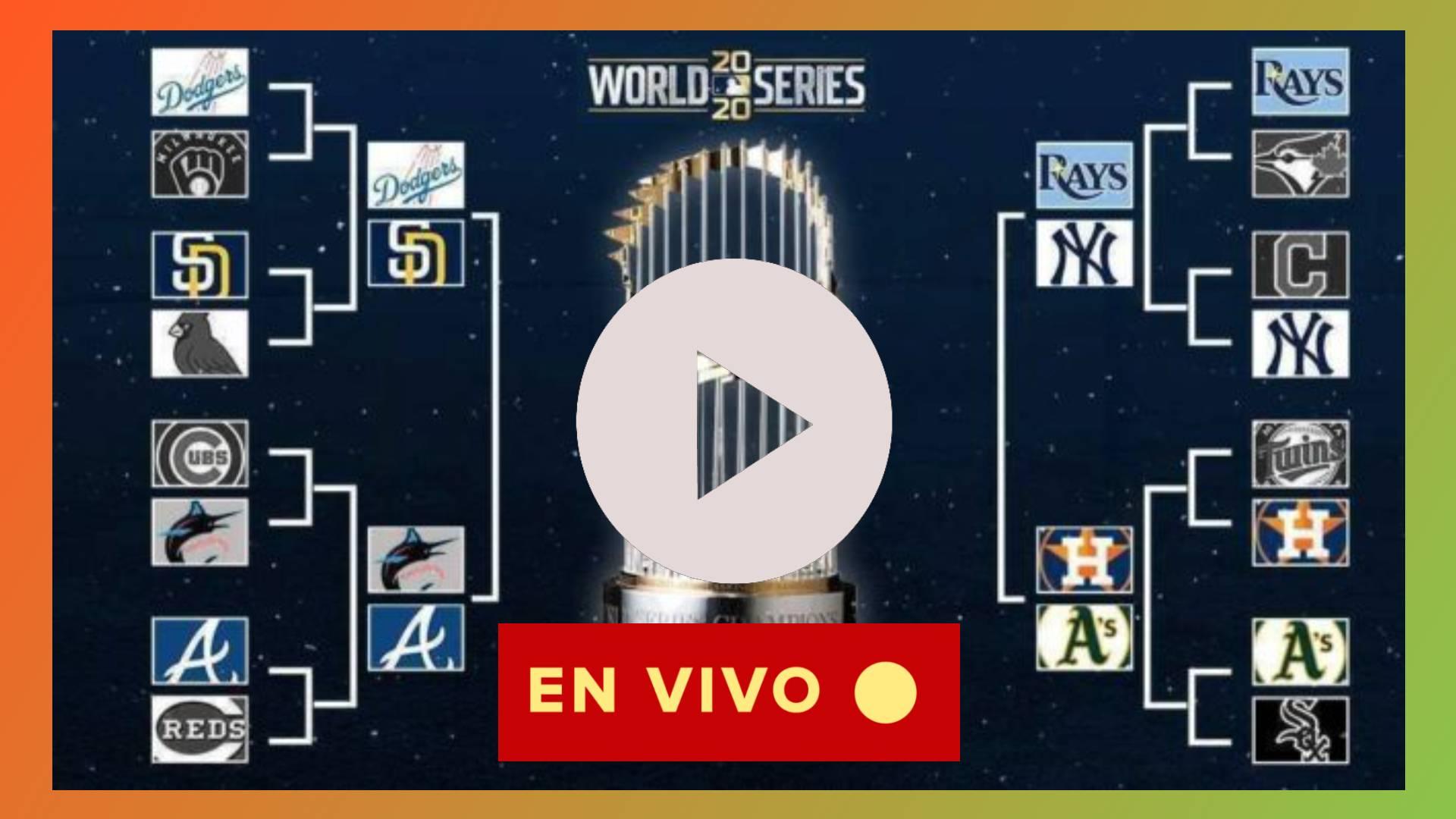 MLB EN VIVO GRATIS 2020