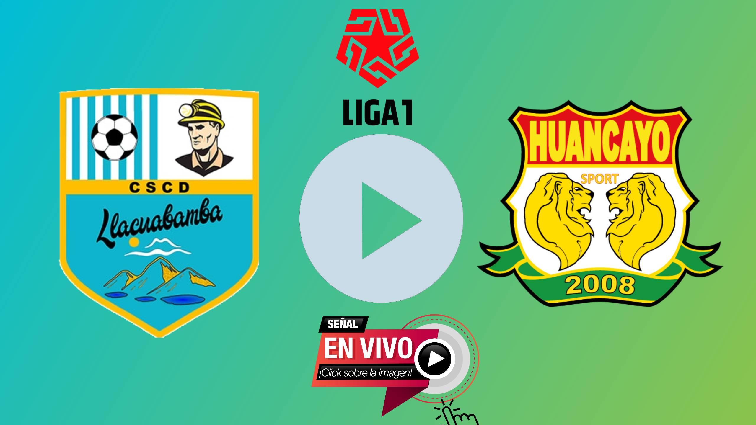 EN DIRECTO Deportivo Llacuabamba vs Sport Huancayo