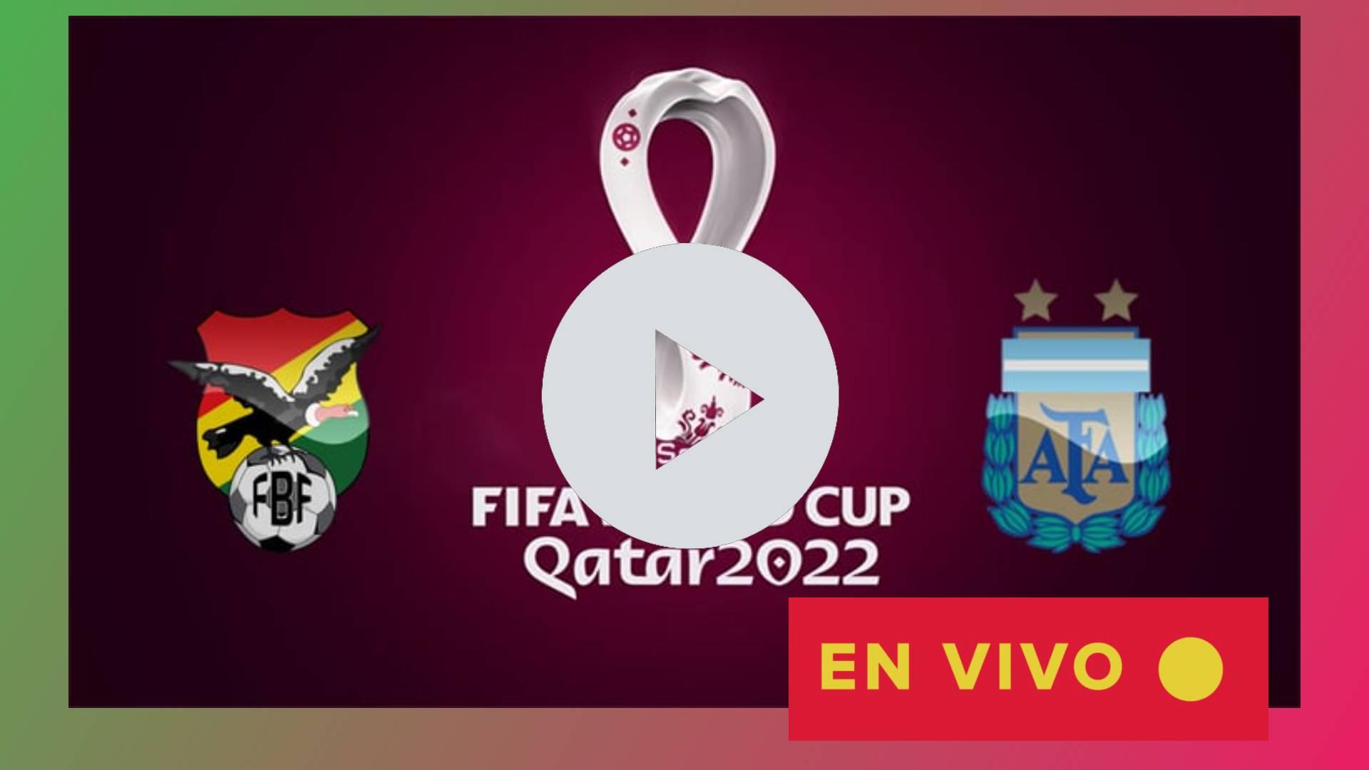 MIRAR AQUI Bolivia vs Argentina COMO VER
