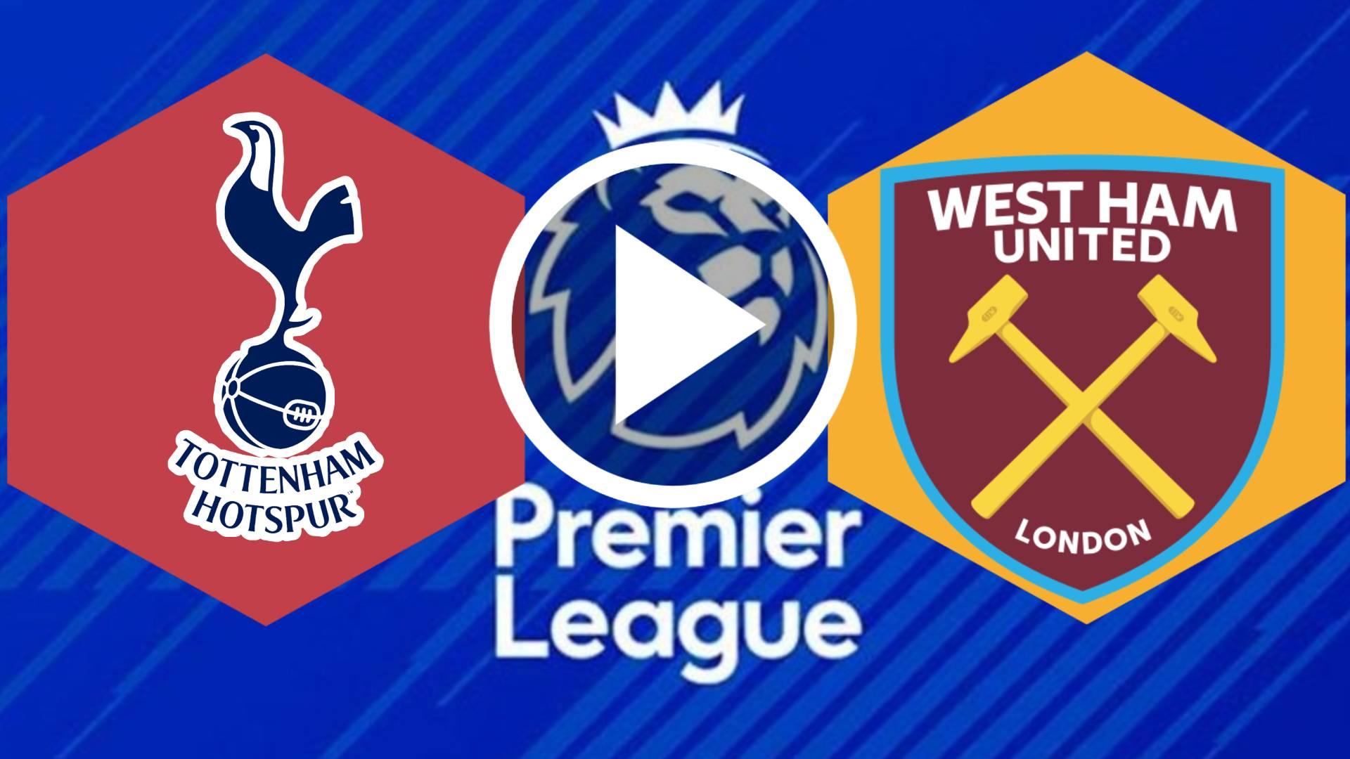 NO DEJES DE VERLO AQUI Tottenham vs West Ham EN VIVO  por la jornada 5 de la Premier League 2020