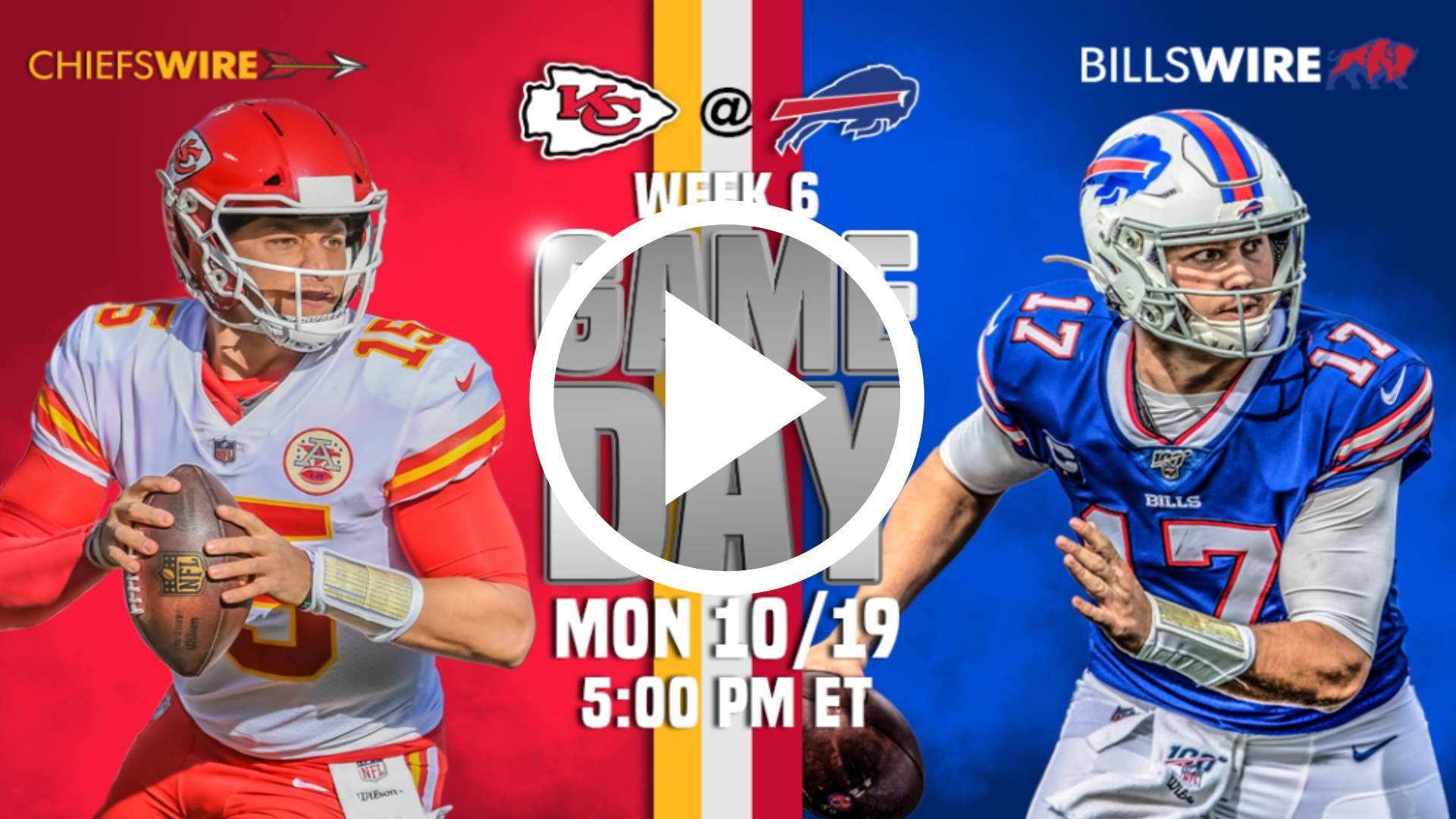 NFL EN VIVO ONLINE GRATIS 2020 | Bills vs. Chiefs TRANSMISION en vivo