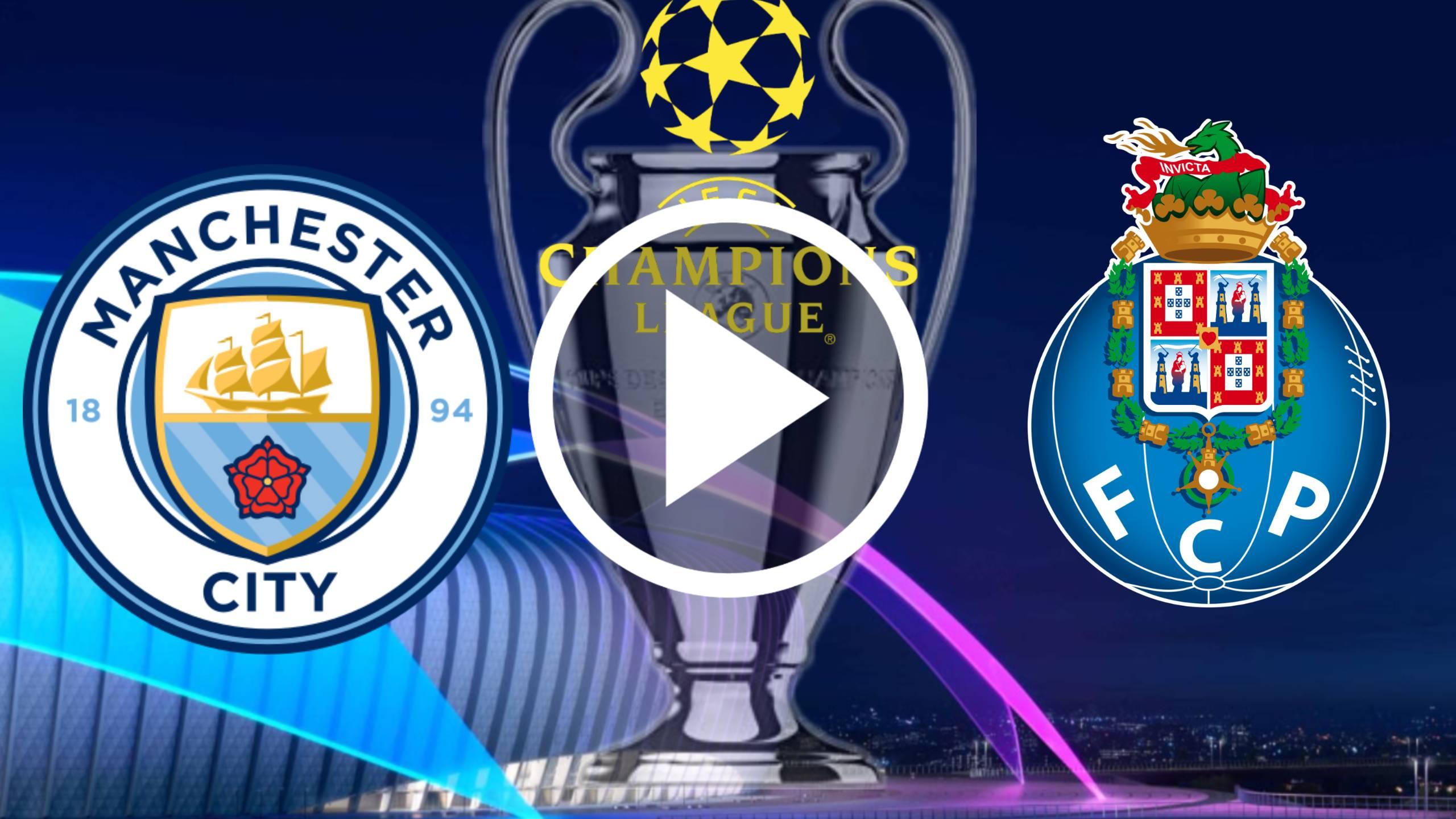 AQUI TRANSMITE EN VIVO Manchester City vs Porto EN VIVO por ESPN 3