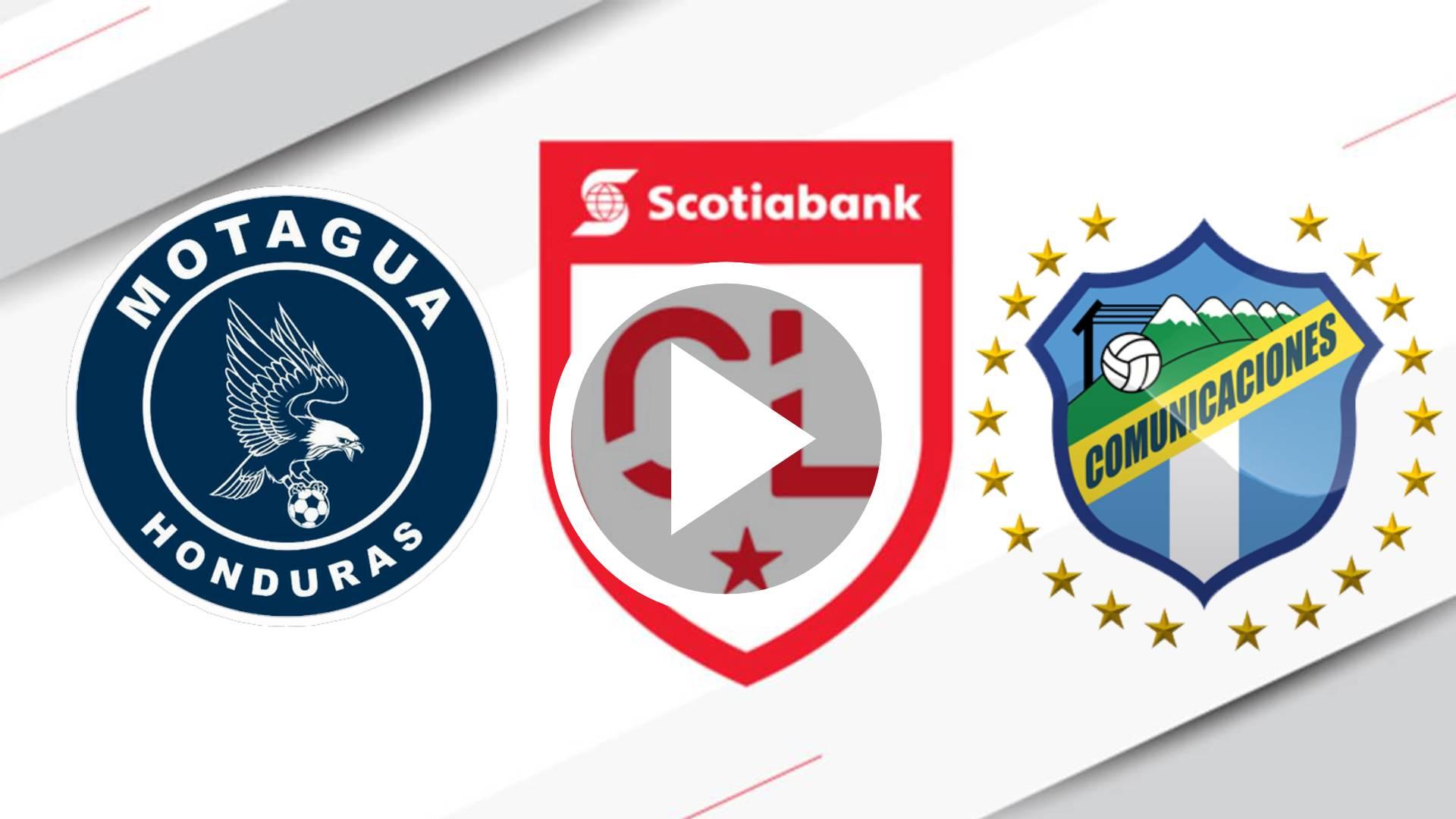 AQUI EN VIVO COCACAF LEAGUE 2020 Motagua vs Comunicaciones: Cuándo, dónde y por qué canal ver el partido de hoy por la ronda preliminar de la Liga Concacaf
