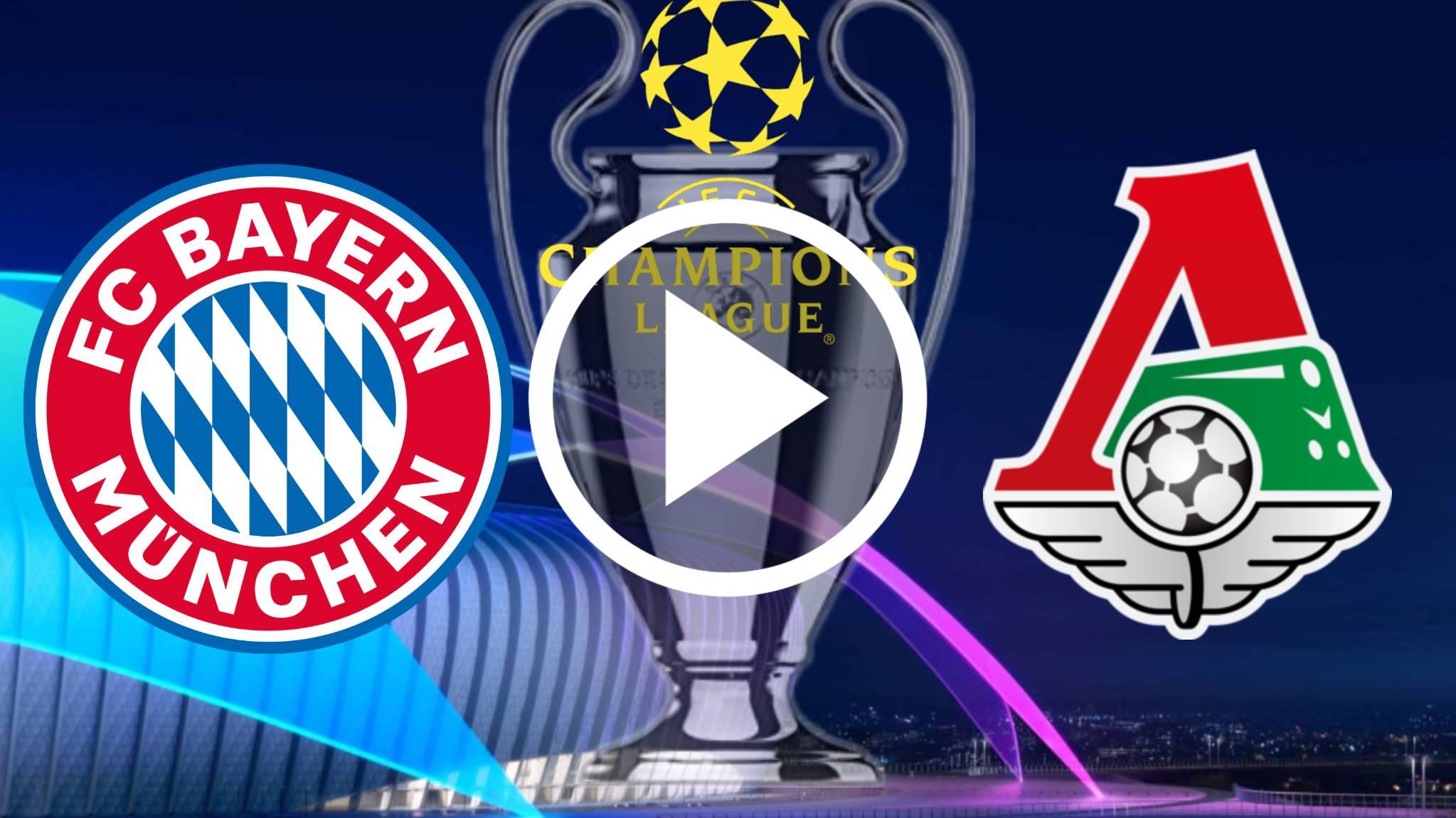 Lokomotiv vs Bayern Munich
