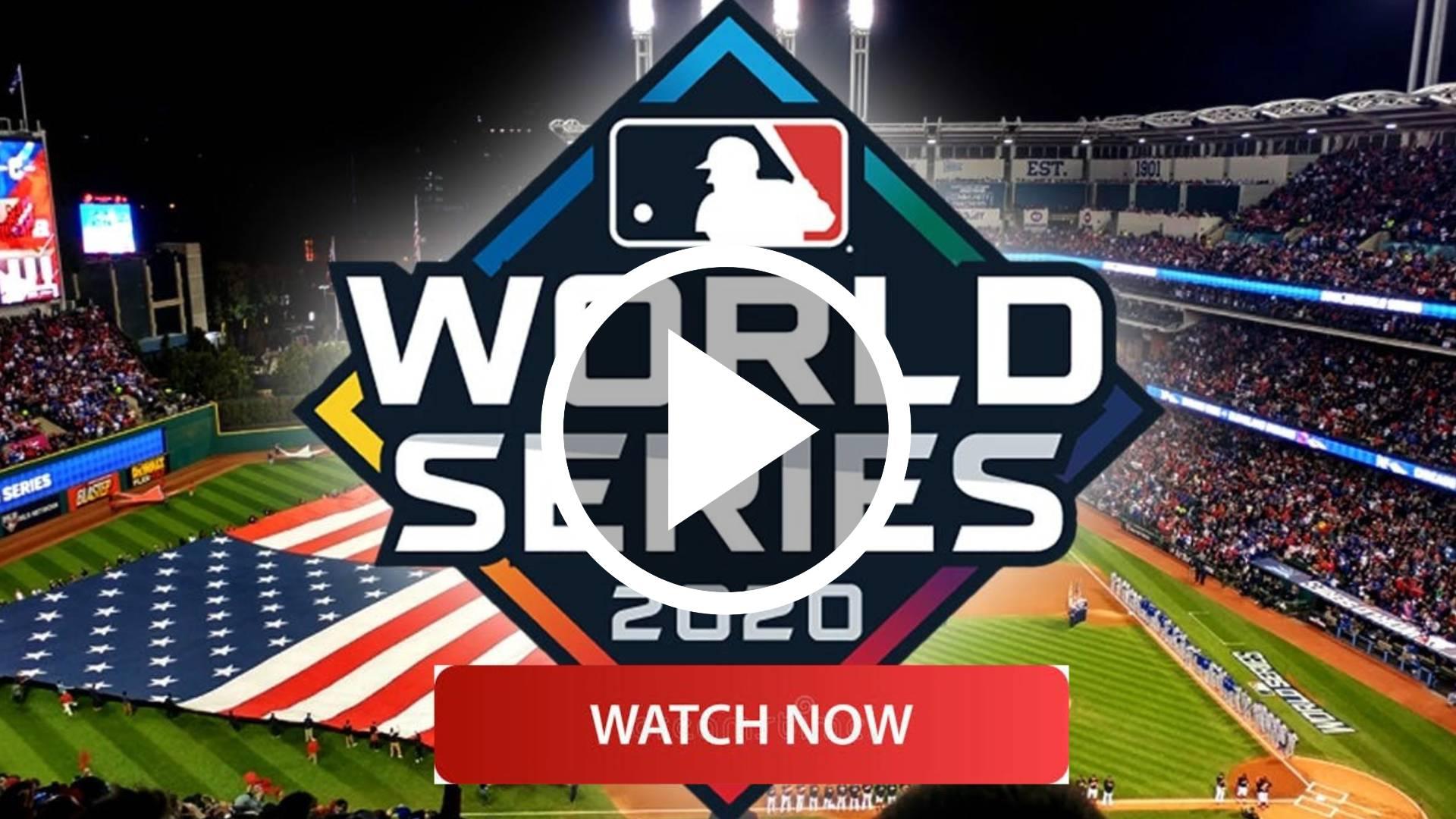 MIRAR AQUI EN DIRECTO GRATIS LA SERIE MUNDIAL JUEGO 6 Dodgers vs Rays EN DIRECTO HOY