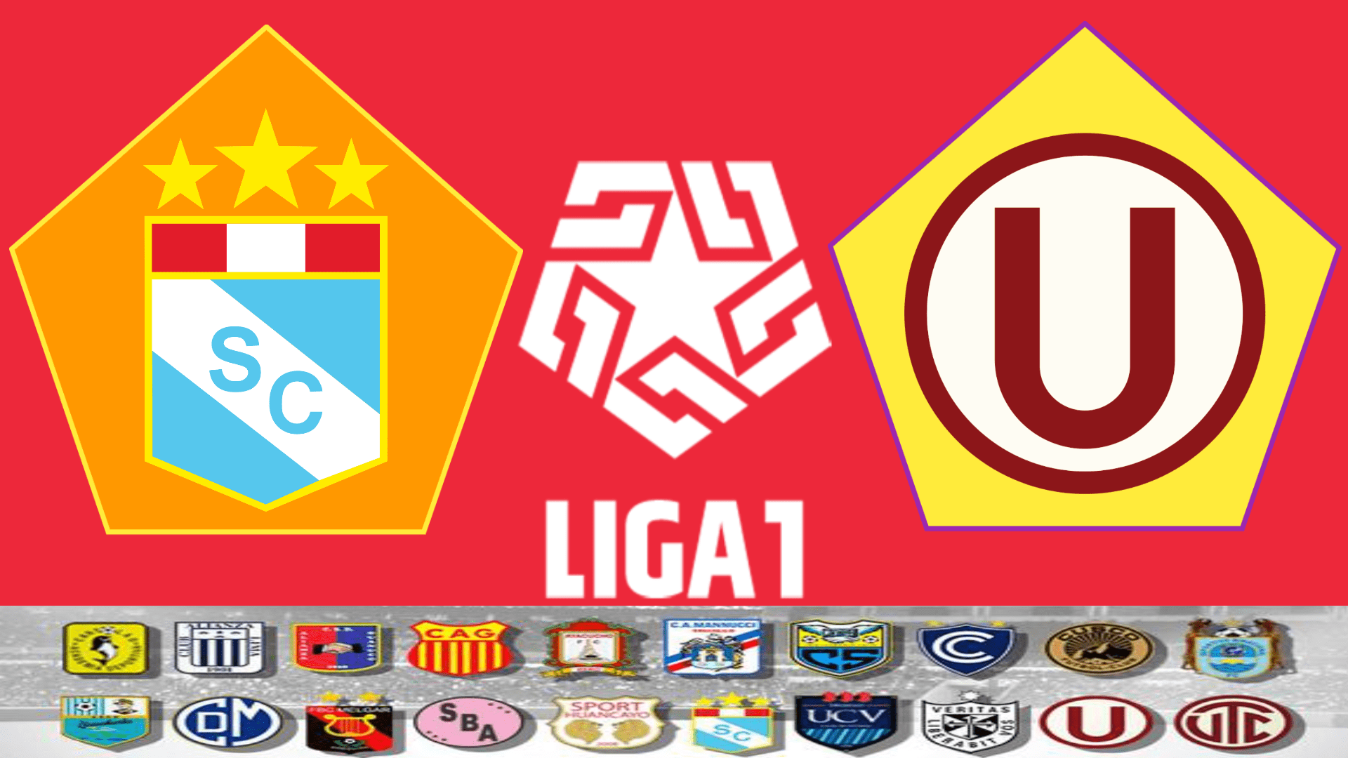 EN DIRECTO Universitario vs Sporting Cristal EN VIVO