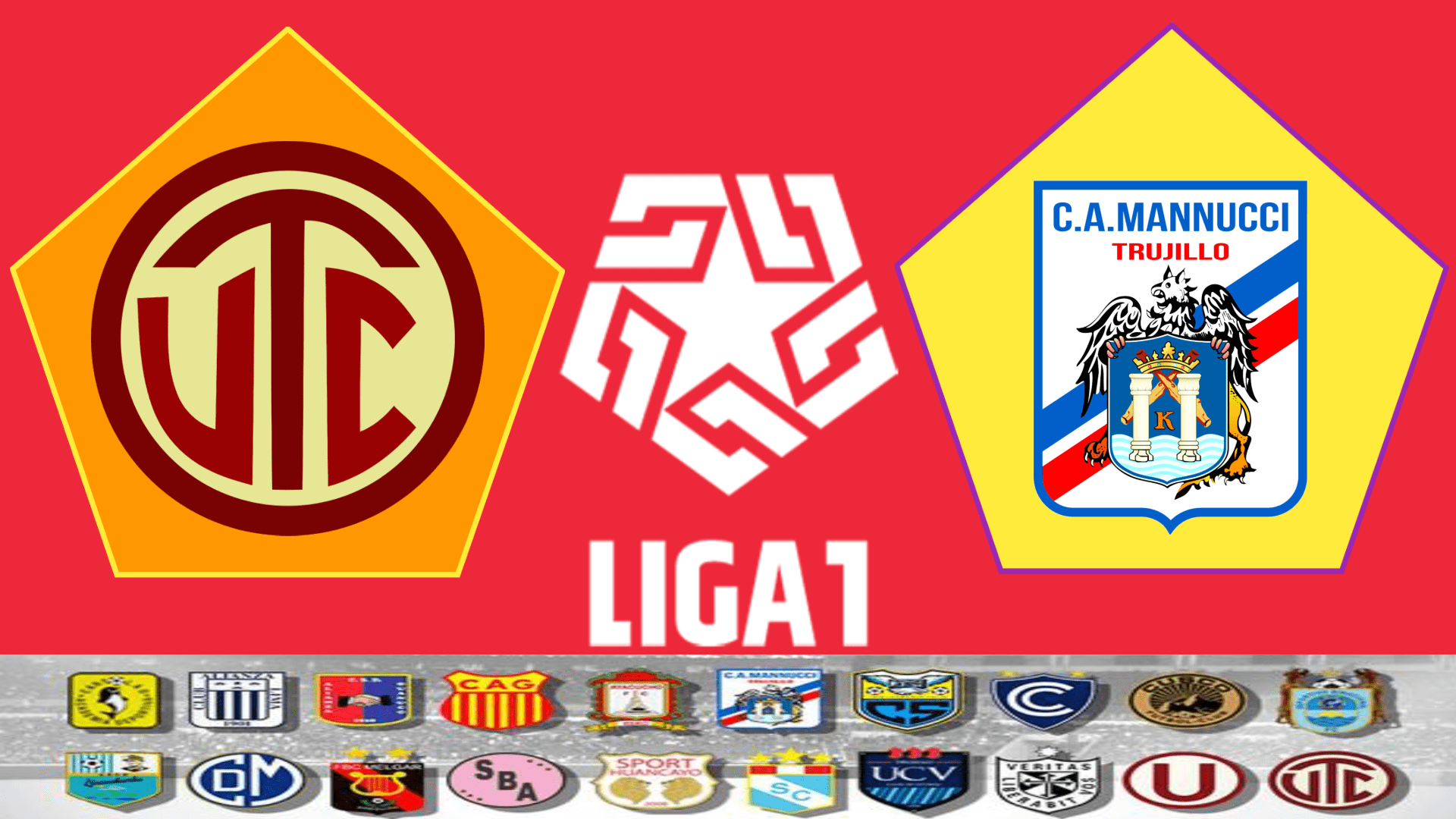 EN CORTO UTC Cajamarca VS Carlos Manucci EN DIRECTO GRATIS