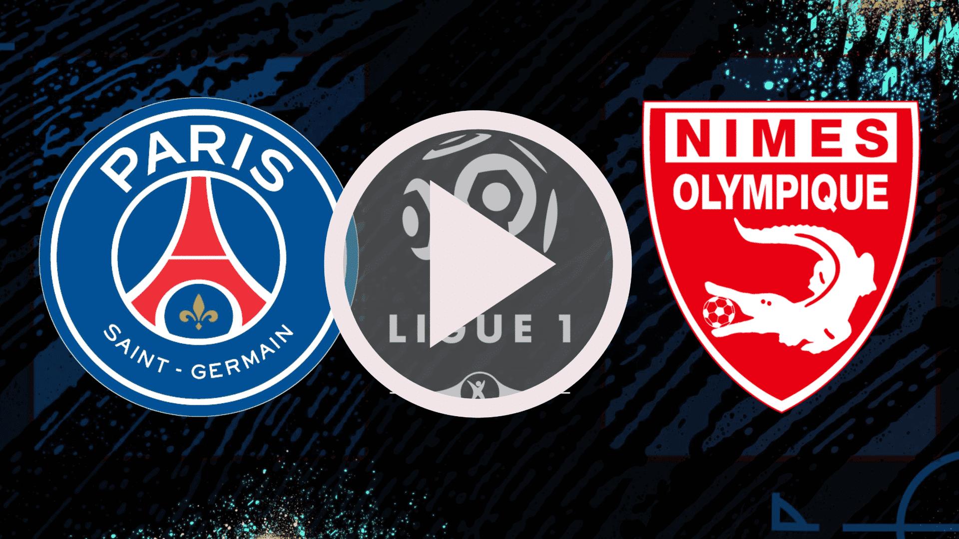 COMO VER EN VIVO PSG vs Nimes EN VIVO: horario y canales del partido por la fecha 7 de la Ligue 1