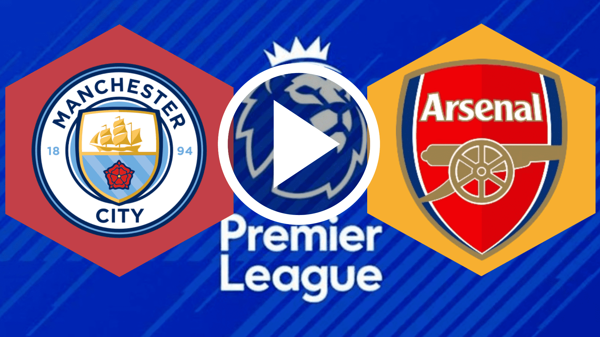 EN DIRECTO Manchester City VS Arsenal, por la Premier League de Inglaterra: horario y TV 2020