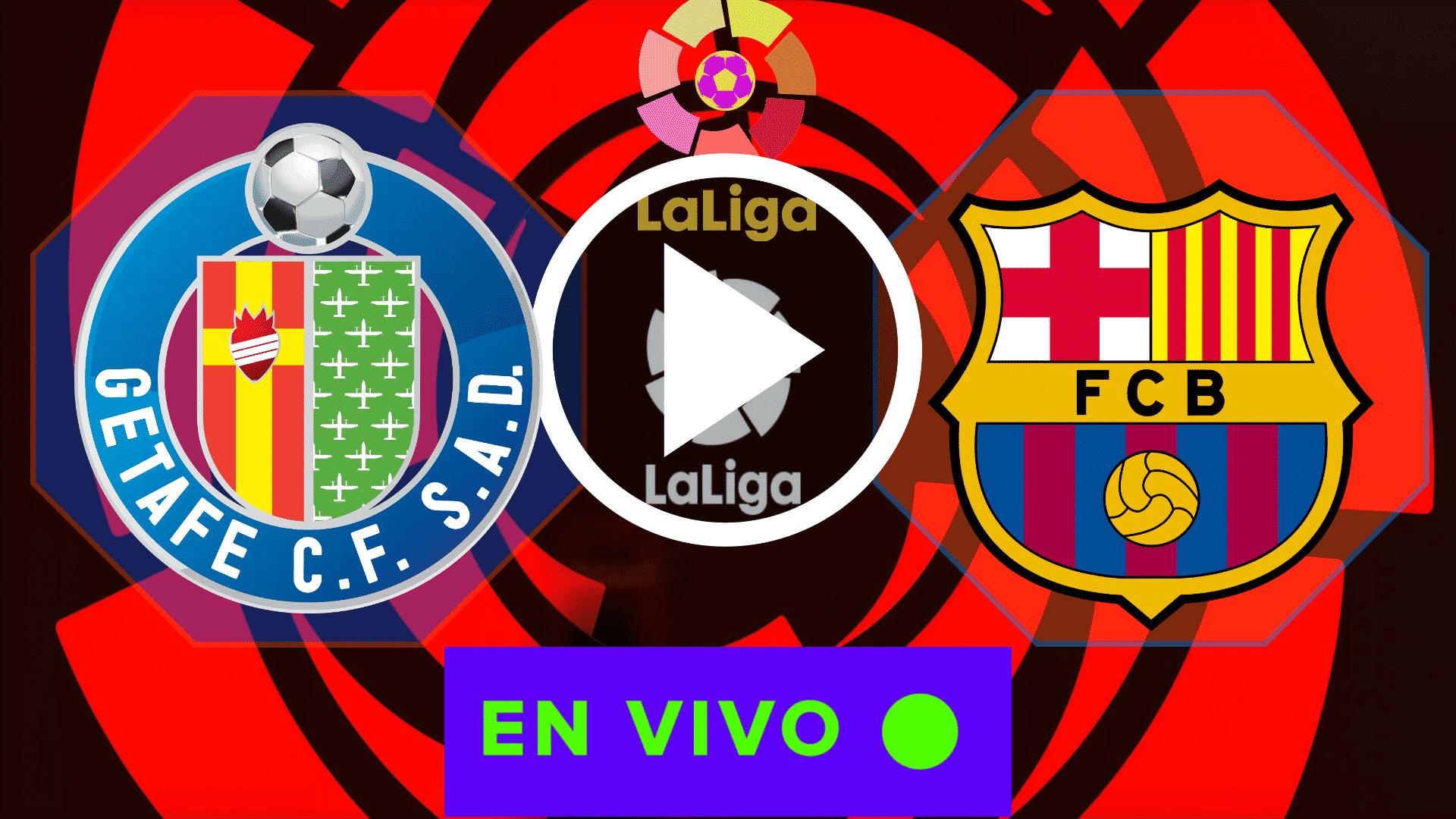 EN CORTO Getafe vs FC Barcelona en TV Y POR INTERNET: Cuándo y dónde ver el partido de LaLiga 2020-2021
