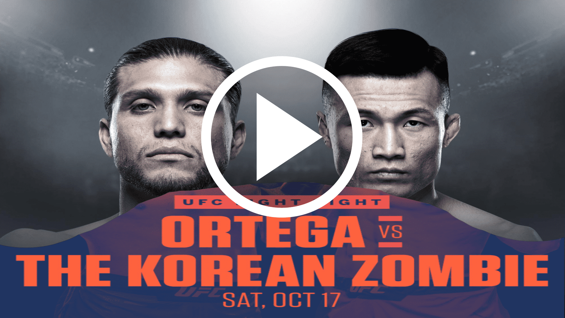 UFC EN VIVO HOY | UFC Fight Island 6 HOY EN VIVO: con Ortega vs. Jung