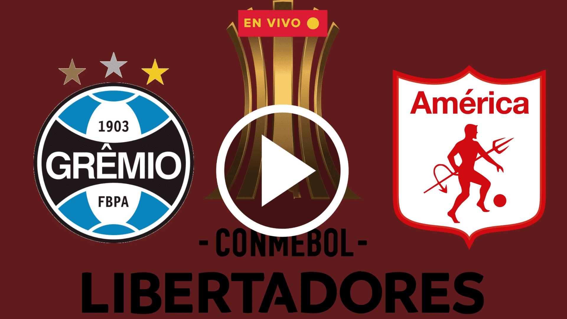 COPA LIBERTTADORES 2020 | AQUI EN VIVO GRATIS ONLINE Grêmio - América De Cali HORARIOS Y COMO VER EN VIVO