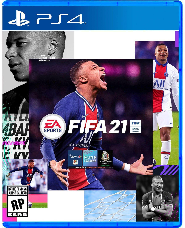 Desmarque manual FIFA 21