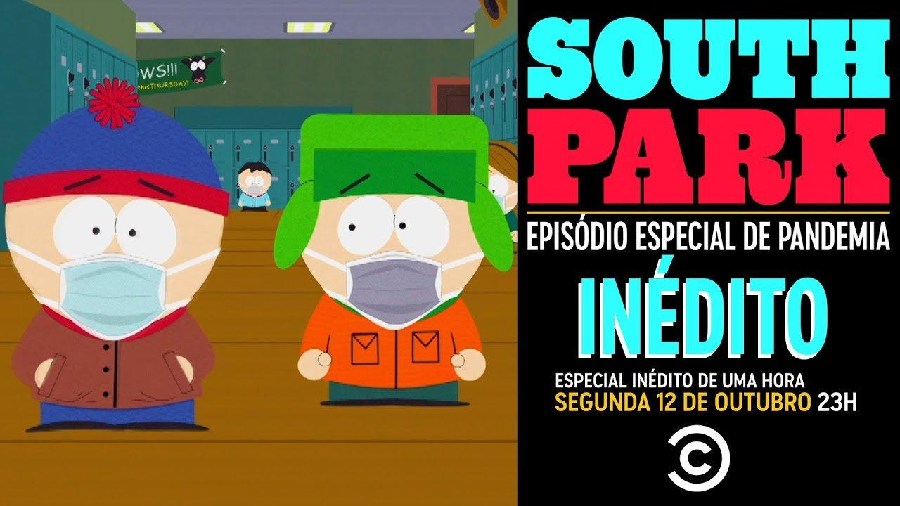 South Park  capítulo especial PANDEMIA