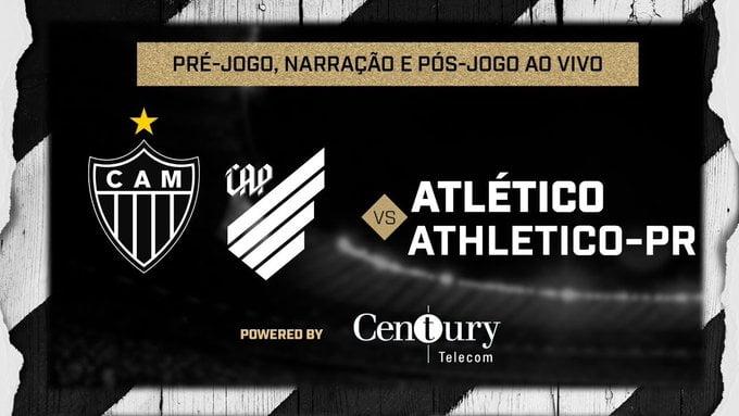 Donde VER EN VIVO Atletico Mineiro vs Paranaense por