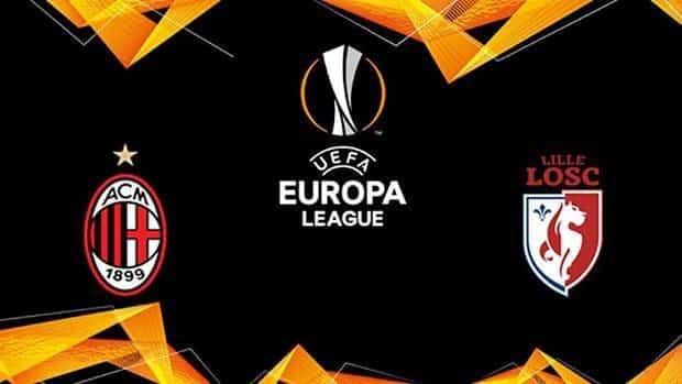 POR LA UEFA EUROPA LEAGUE Milan - Lille EN VIVO COMO, DONDE, Y QUE CANAL TRANSMITEN EL JUEGO HOY