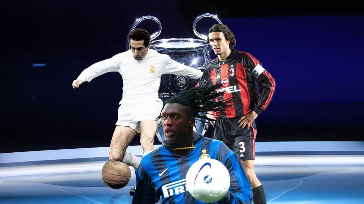 18 curiosidades sobre la Champions League