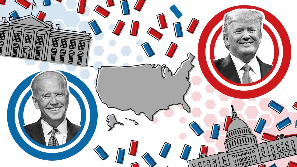 3 factores que le pueden dar la victoria al candidato demócrata y 3 que le pueden dar la reelección al presidente