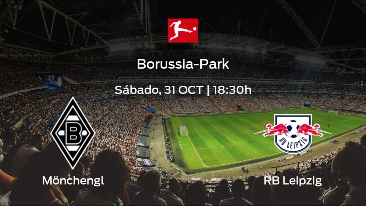 Borussia Monchengladbach RB Leipzig