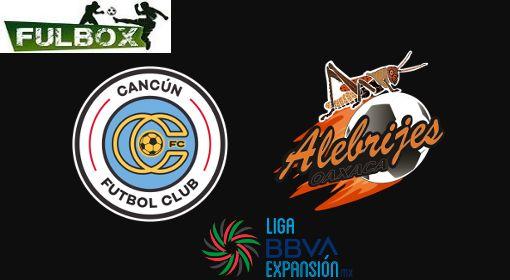 Cancun vs Alebrijes Video Resumen Goles Jornada 14 Liga de