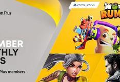 todos los juegos gratis de la suscripción de PS4 y PS5