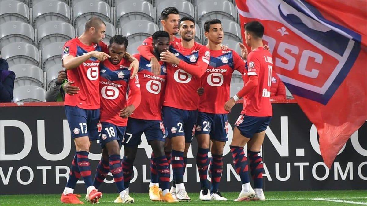 El Lille quiere seguir la estela del PSG ante Depay
