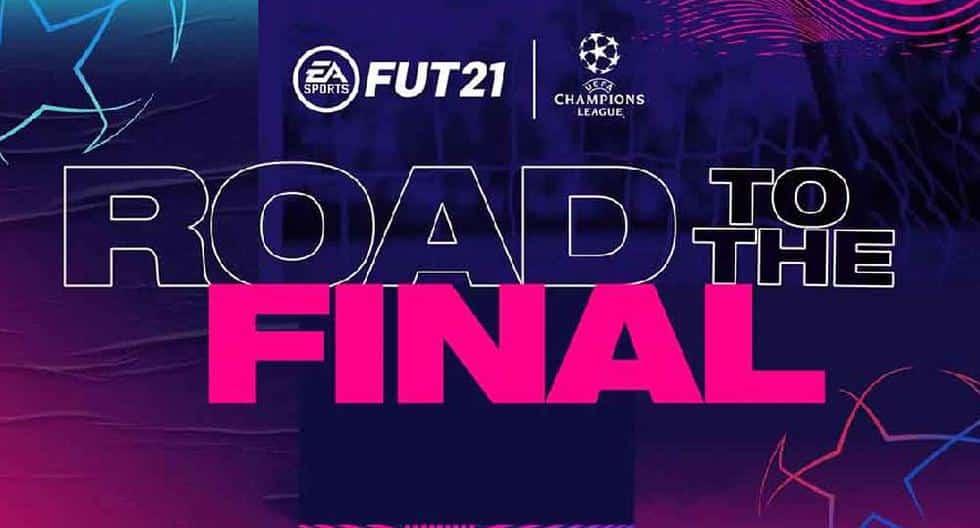 FIFA 21 saco nuevas cartas Camino a la final por