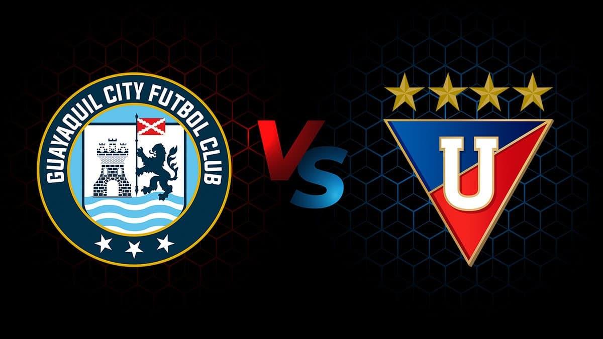 Guayaquil City vs Liga de Quito EN VIVO ONLINE LigaPro