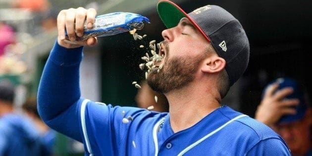 MLB lo que mascan los peloteros de las Grandes Ligas