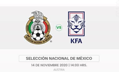 México vs. Corea del Sur 2020: Previsión, predicciones y cómo ver el amistoso internacional