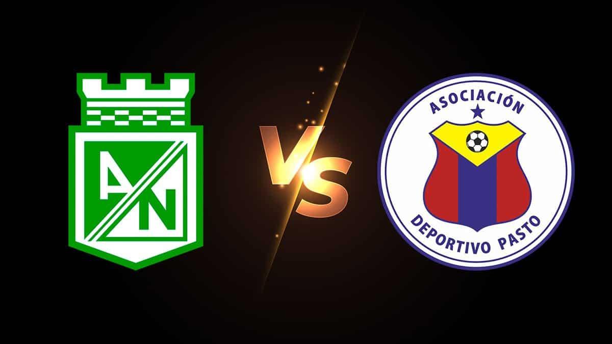 Nacional vs Pasto EN VIVO online ver partido Liga BetPlay
