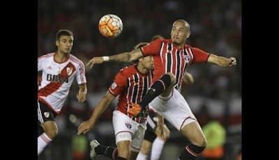 Sao Paulo empataron 2 2 River Plate Copa Libertadores