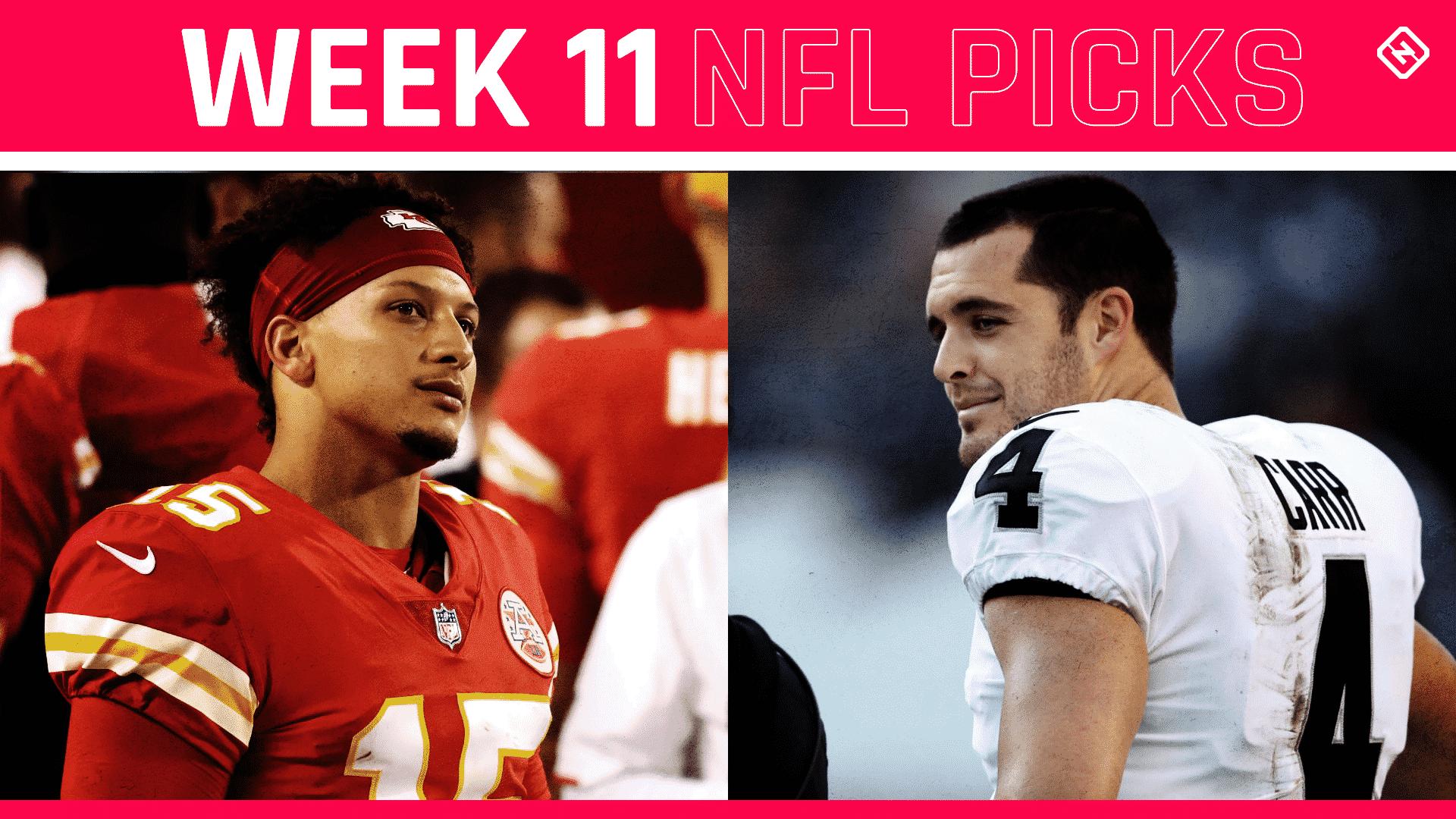 Selecciones de la NFL predicciones contra el spread para la