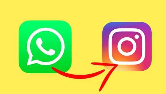 cómo añadir WhatsApp a Instagram