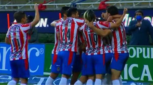 Video Resultado Resumen y Goles Chivas vs Monterrey 3 1 Jornada