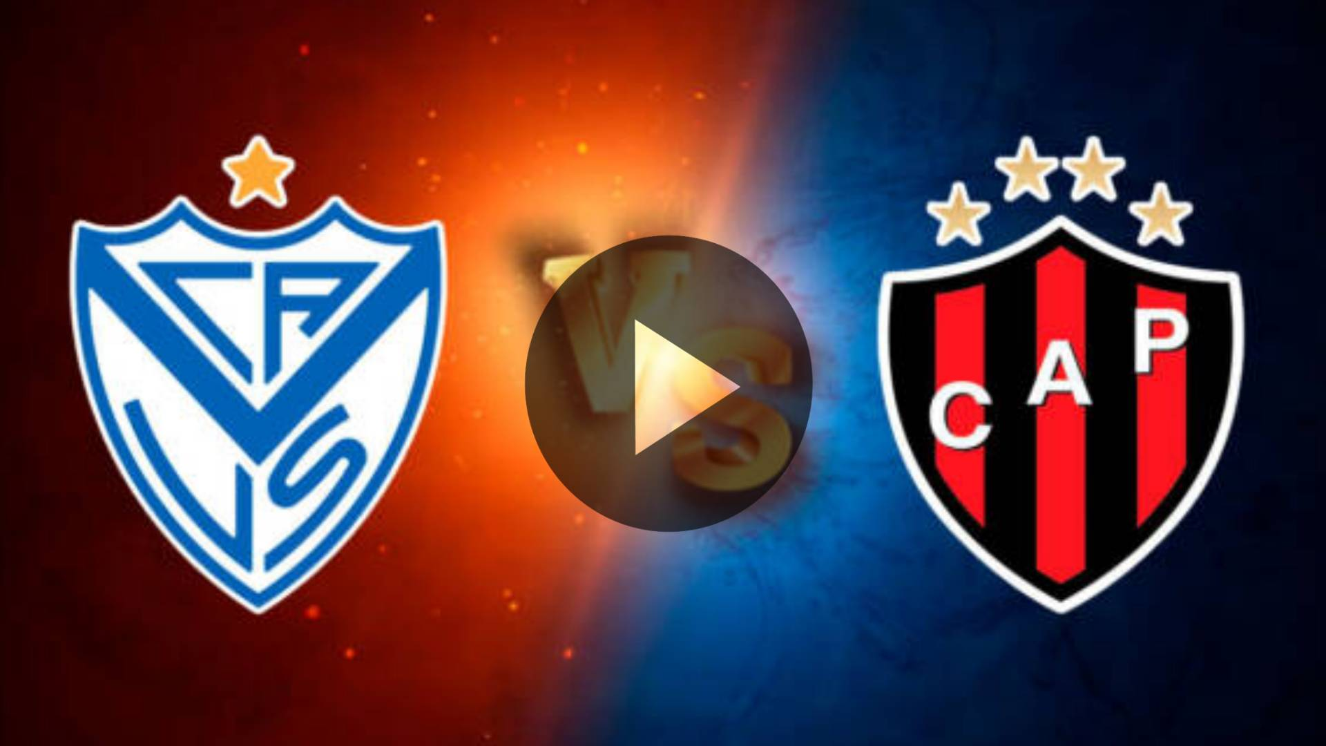 ahora EN VIVO: Vélez vs. Patronato