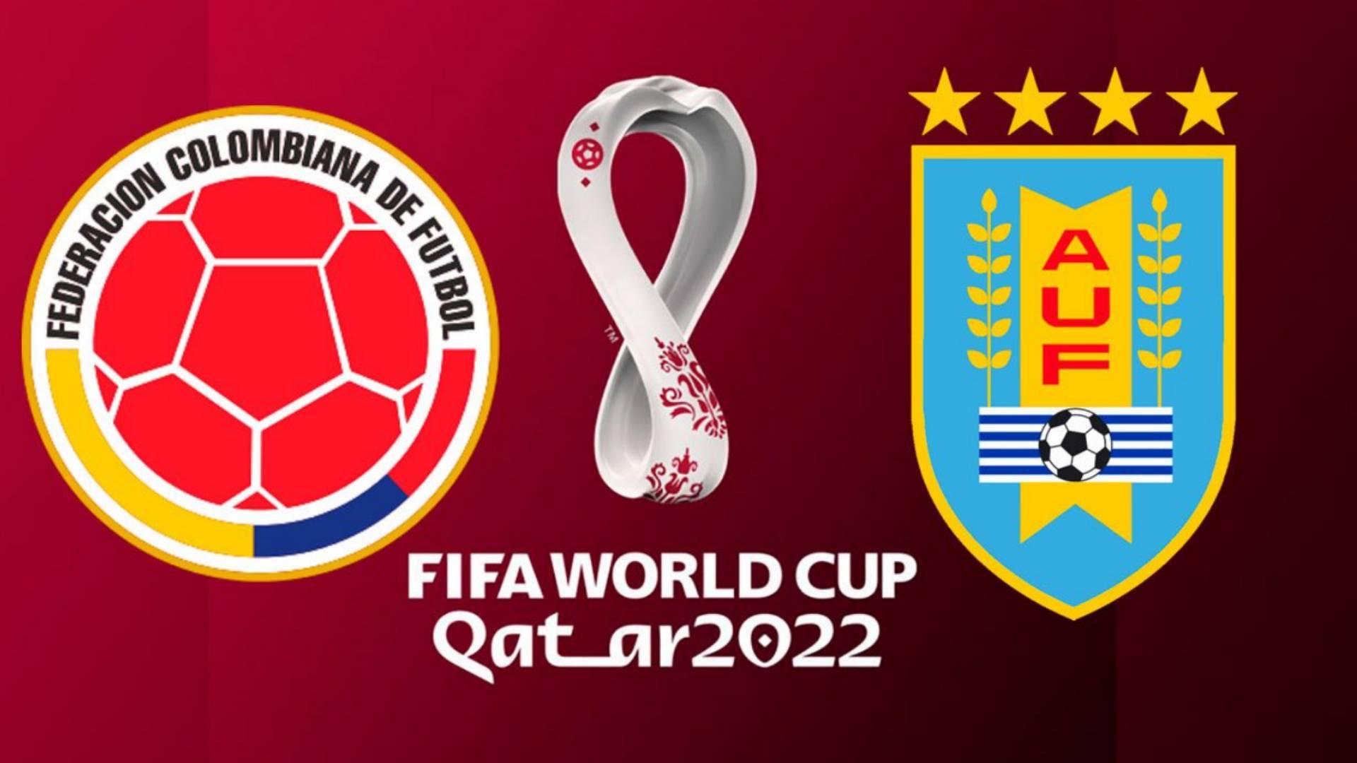 Eliminatorias subamericanas Colombia vs Uruguay Día, hora y dónde ver en TV